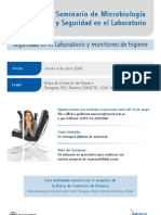 Programa Seminario Microbiología Bolsa de Comercio