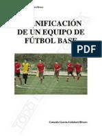 Planificacion de Un Equipo de Futbol Base