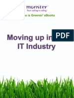 Moving up in the IT Industry