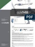 Nick Chubb Design Portfolio