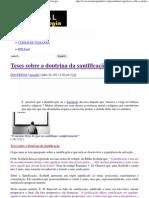 Teses sobre a doutrina da santificação _ Portal da Teologia.pdf