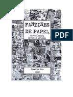 Fanzines de Papel - Manual