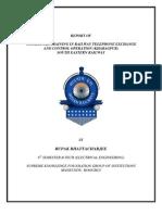 Report on Telecommunication.