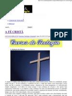 A FÉ CRISTÃ _ Portal da Teologia.pdf
