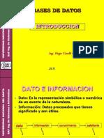 Bd Introduccion
