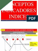 Entrega a) Conceptos Indicadores Indices