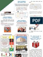 Folleto Evangelistico Por Ministerios