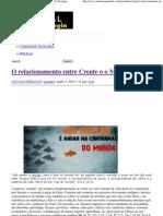 O relacionamento entre Crente o o Mundo _ Portal da Teologia.pdf