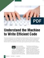 Writing Efficient Code Feb 08