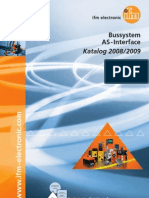Bussystem AS-Interface - Katalog Deutsch 2008/2009