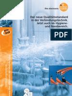 Verbindungstechnik ecolink - Katalog Deutsch 2008