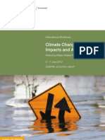 EUROPEAN COMMISSION KI3210620ENC_002-Climate Change Impacts and Adaptation: Reducing Water-related Risks in Europe