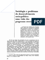 Sociologia Do Desenvolvimento Urgente