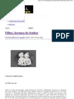 Filhos, herança do Senhor _ Portal da Teologia.pdf