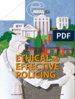 Ethical Policing EJUSA
