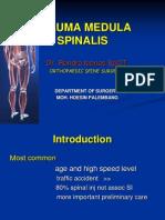 Kuliah Mahasiswa Spinal Cord Injury Terbaru
