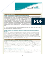 June 2009 SHARE Grantee Newsletter