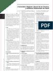 Ley Del Tecnico en Enfermeria o Tecnico Asistencial Ley 28561 Comentario DR. Tulio Obregon Sevillano