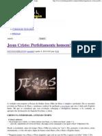 Jesus Cristo_ Perfeitamente homem! _ Portal da Teologia.pdf