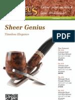 Carey's Pipe & Tobacco Shop Catalogue 114 Autumn 2013