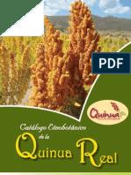 2012. Bonifacio Alejandro, G. Aroni y M. Villca.  Catálogo etnobotánico de la Quinua Real-Fundación PROINPA_RM