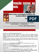 A CONSTRUÇÃO SOCIAL DA SUBCIDANIA _Juncao