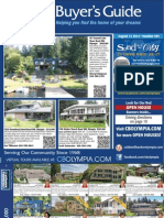 Coldwell Banker Olympia Real Estate Buyers Guide August 17th 2013