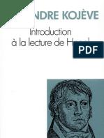 Introduction a La Lecture