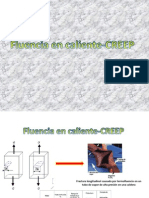 Presentacion Fluencia en Caliente-CREEP