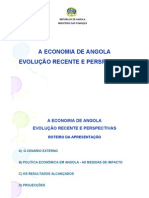 Econom i a Angolan a Perspectiva s