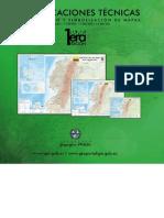 Especificaciones Técnicas para el Diseño y Simbolización de Mapas a Escalas Pequeñas