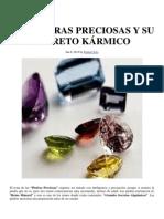 Las Piedras Preciosas y su Secreto Kármico