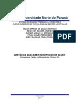 ATIVIDADE DE GRUPO 5º PERÍODO
