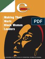 Black Women Leaders EJUSA