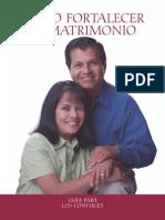 Manual Como Fortalecer El Matrimonio Alumno Espanol
