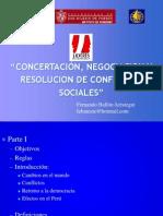 Taller Negociacion Resol Conflic Fbajulio2009
