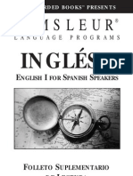 Ingles I - Pimsleur