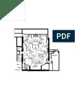 Ford's Theatre Museum Floorplan