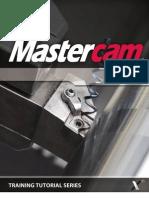 SAMPLE MastercamX6 Lathe TrainingTutorial