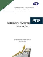APOSTILA MATEMÁTICA FINANCEIRA 2013-2