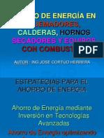 0) Presentación curso sobre Ahorro de Energía