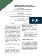 COMUNICACIÓN BASADA EN XML