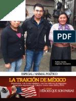 La traición de México