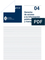 Oficina Antifraude de Cataluña (España) - Acceso a la Información Pública