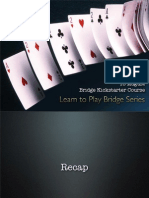 Bridge Kickstarter Course Lesson 2 Slides