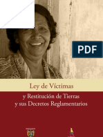 Ley de Victimas