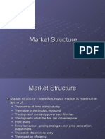 Market Structure Perfect Monopoly Diag
