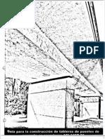 Guia para la Construcción de Tableros de Puentes