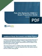 4.1 Cnse Study Guide