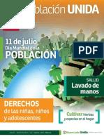 Revista Población Unida No. 2